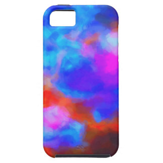 Abstract Galactic Nebula with cosmic cloud 7a   24 Case For The iPhone 5