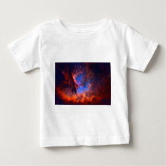 Abstract Galactic Nebula with cosmic cloud Baby T-Shirt