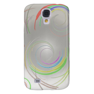 Abstract Galaxy S4 Cover