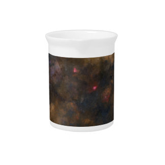 Abstract Galaxy with cosmic cloud 2 Pitcher