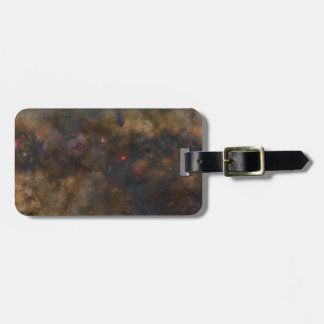 Abstract Galaxy with cosmic cloud 2 sml Luggage Tag