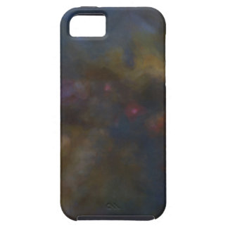 Abstract Galaxy with cosmic cloud sml iPhone 5 Covers