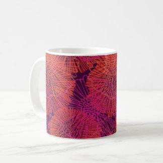 Abstract Garden (Bright) Coffee Mug