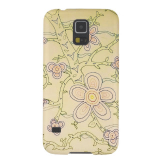 Abstract Garden Galaxy S5 (Vintage) Galaxy S5 Cover