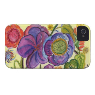 Abstract Garden I phone 4 Casemate case