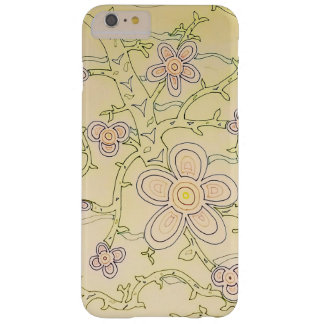 Abstract Garden iPhone 6 Case (Vintage)