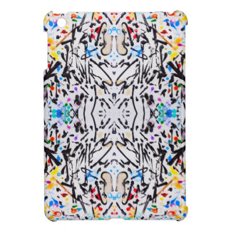 Abstract Garden Reflect iPad Mini Case