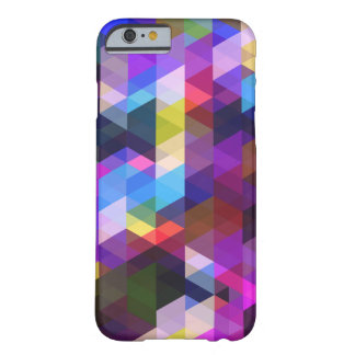 Abstract Geometric 2 Barely There iPhone 6 Case