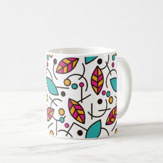 Abstract Geometric Colorful Seamless Pattern Coffee Mug
