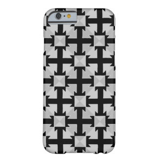 Abstract Geometric Pattern Barely There iPhone 6 Case