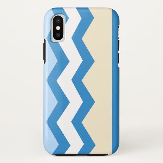 Abstract geometric pattern - blue and white. HTC vivid / raider 4G case