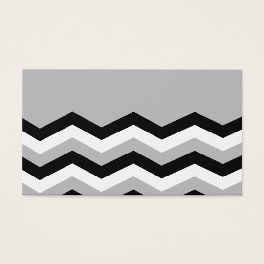 Abstract geometric pattern - grey,black and white. business card