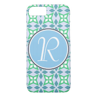 Abstract Geometric pattern iPhone 7 Case