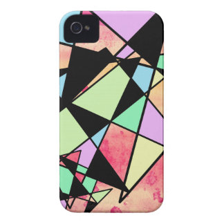 ABSTRACT GEOMETRY Case-Mate iPhone 4 CASES