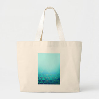 Abstract Geometry Jumbo Tote Bag