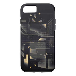 Abstract geometry Mobile Cover
