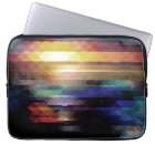Abstract Geometry of Colours Laptop Sleeve