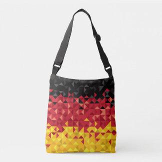 Abstract Germany Flag, German Colors Bag