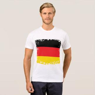 Abstract Germany Flag, German Colors, Polygon T-Shirt