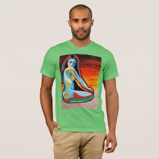 ABSTRACT GIRL 2 T-Shirt