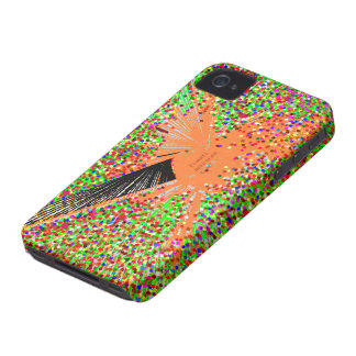 Abstract Glass Blackberry Bold Case