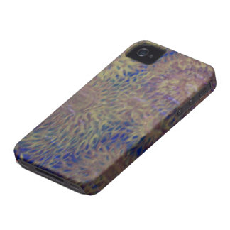Abstract Glass Blackberry Case