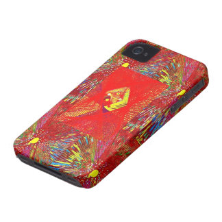 Abstract Glass iPhone 4 Covers