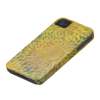 Abstract Glass iPhone 4 Cover