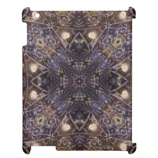 Abstract glass pattern cover for the iPad 2 3 4