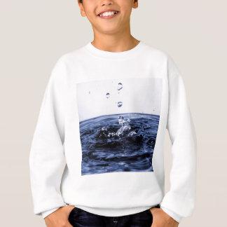 Abstract Glass Water Sweatshirt