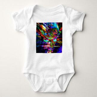 Abstract Goddess Baby Bodysuit
