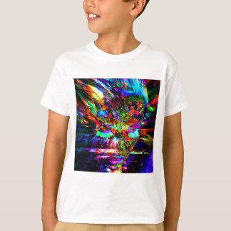 Abstract Goddess T-Shirt