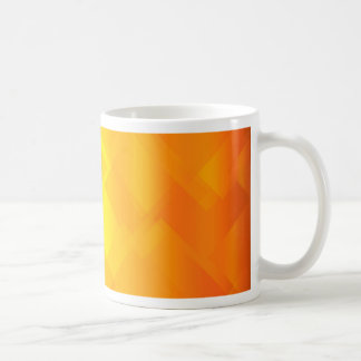 Abstract Golden Background Coffee Mug
