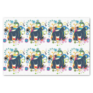 Abstract Gorilla Tissue Paper