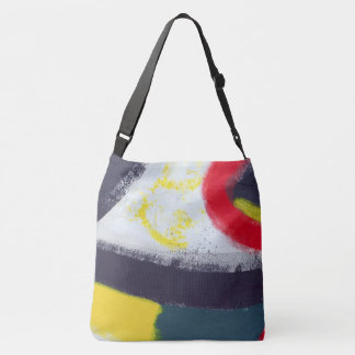 Abstract Graffiti Art from the East Side Gallery Tote Bag