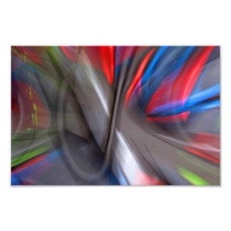 Abstract Graffiti Art Photo