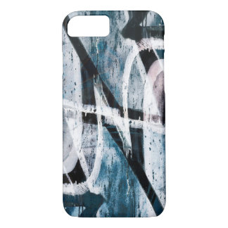 Abstract graffiti pattern iPhone 7 case