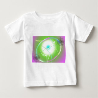 abstract graphics baby T-Shirt