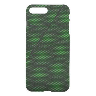 Abstract Green Background iPhone 7 Plus Case