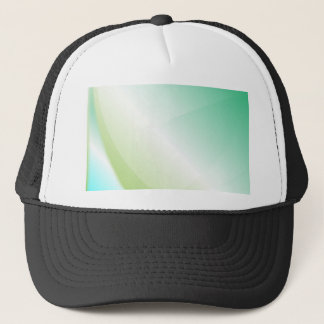 Abstract Green Background Trucker Hat
