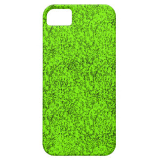 abstract green barely there iPhone 5 case