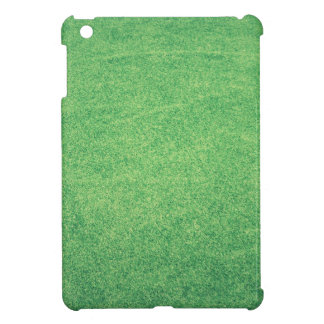 Abstract green iPad mini case
