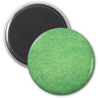 Abstract green magnet