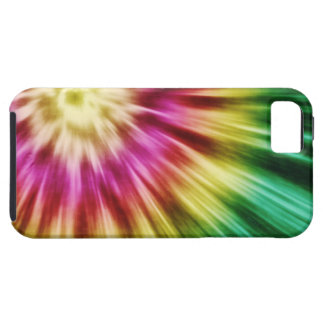 Abstract Green Tie Dye iPhone 5 Cover