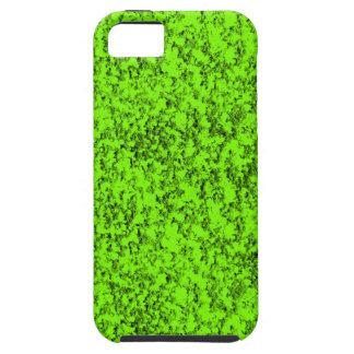 abstract green tough iPhone 5 case