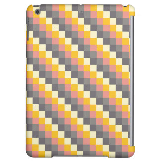 Abstract Grid Color Pattern