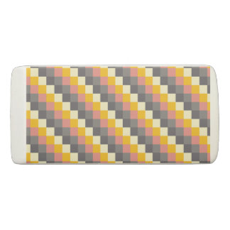 Abstract Grid Color Pattern Eraser