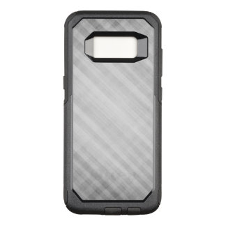 abstract grid pattern OtterBox commuter samsung galaxy s8 case