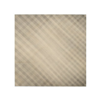 abstract grid pattern wood prints