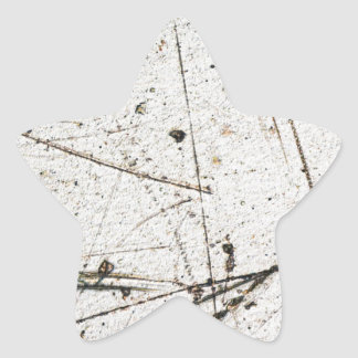 Abstract grunge background star stickers